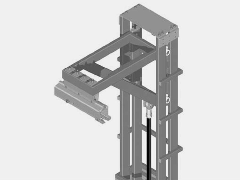 discensori verticali
